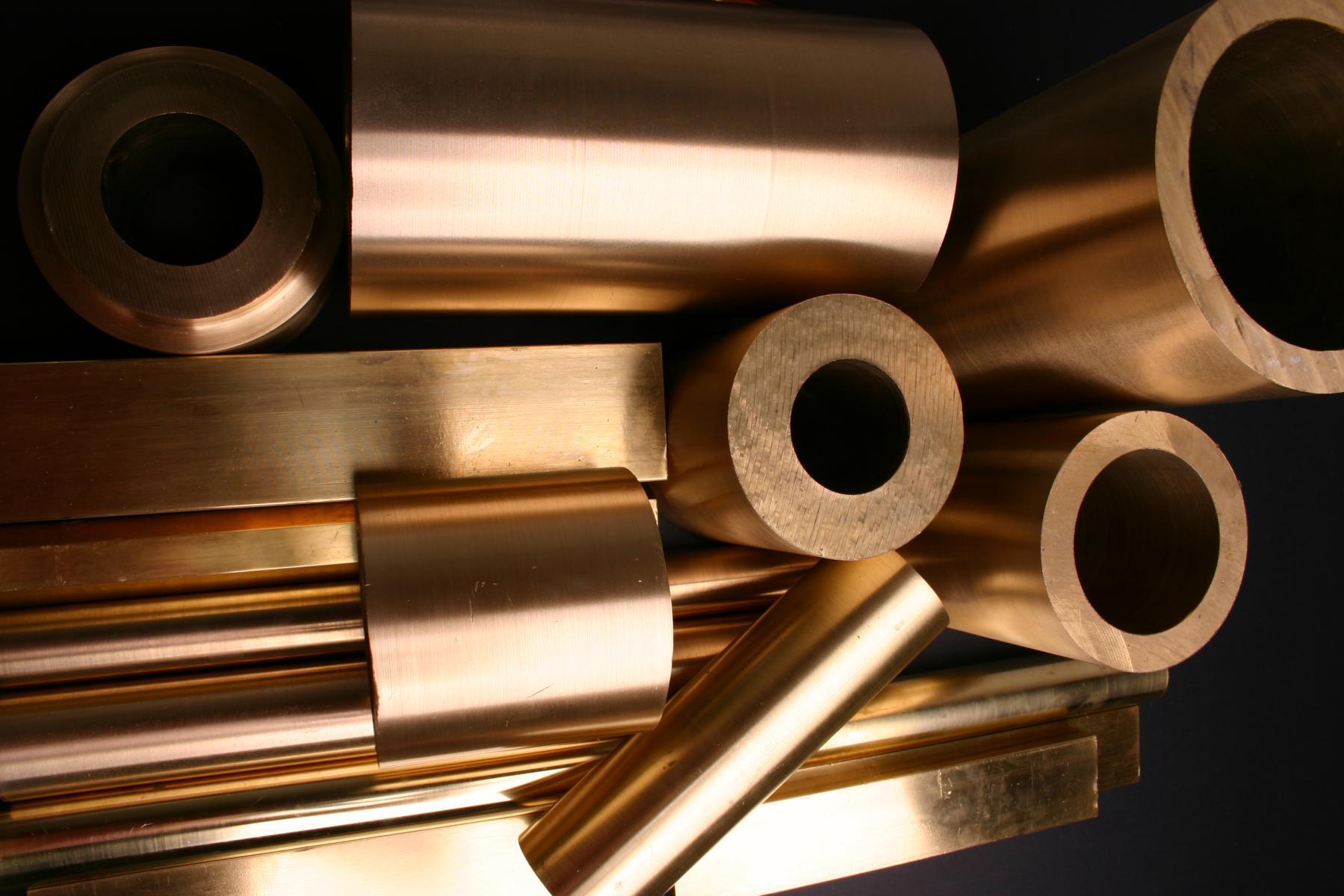 Qual a utilização do Bronze para a indústria?