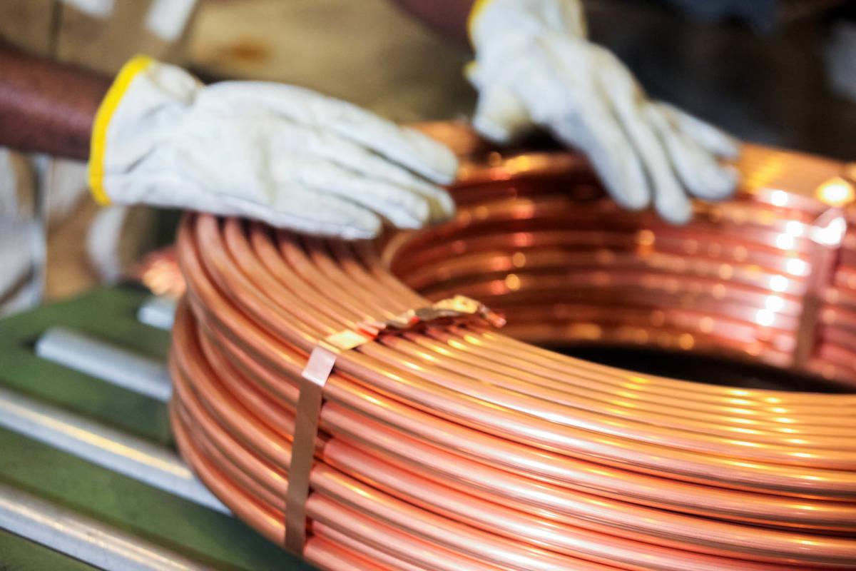 O uso do cobre